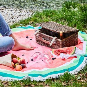Piknikowe gadżety marki Westwing. Fot. WestwingNow