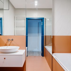 Mieszkania na wynajem. Apartament 1 projekt Cechownia. Fot. Pion Studio