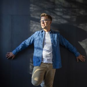 Tomek Rygalik. Fot. Piotr Waniorek