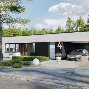 Nazwa projektu: Mini 4 G1 Modern/pracownia Archipelag