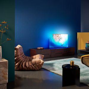 Inspiracje w aranżacji wnętrz od Philips TV & Sound Philips OLED 805