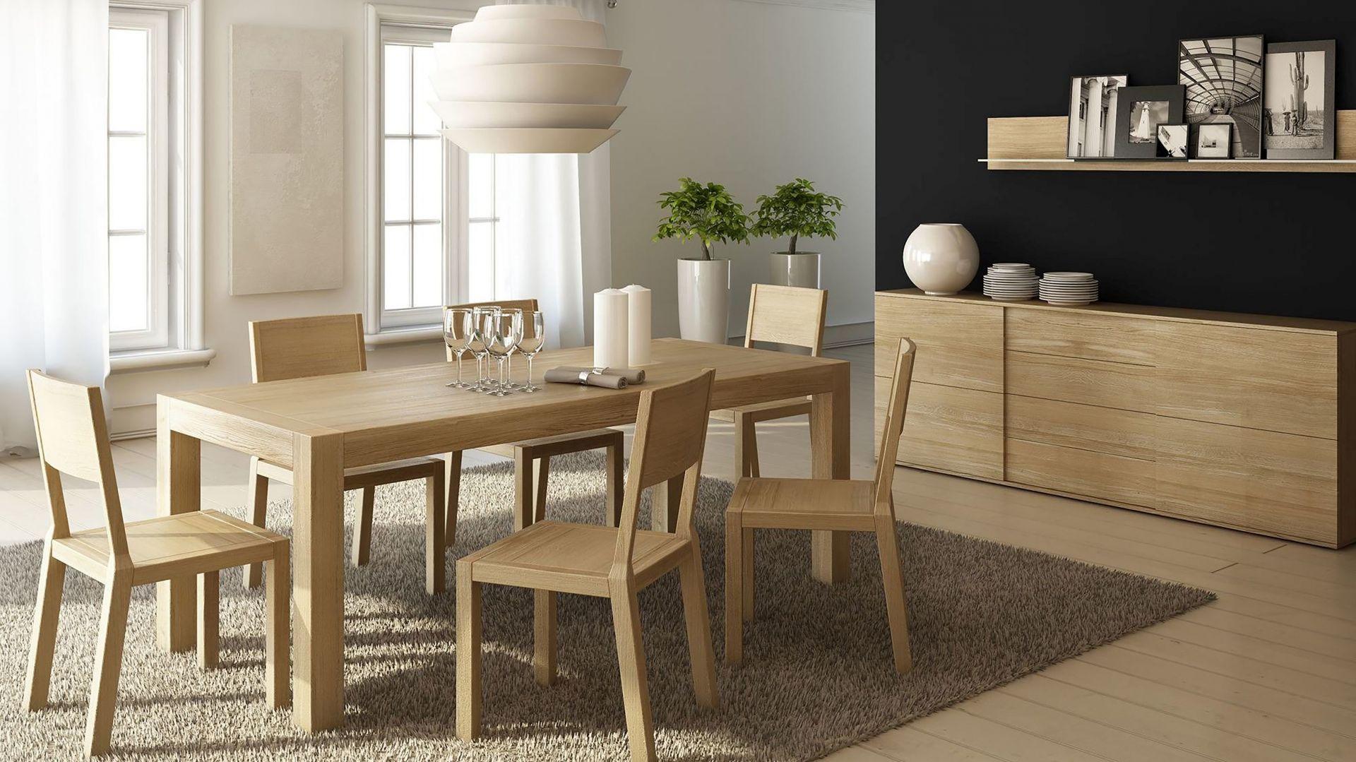 Stół dostępny w ofercie firmy Miloni. Do kupienia w salonie 9design. Fot. Miloni