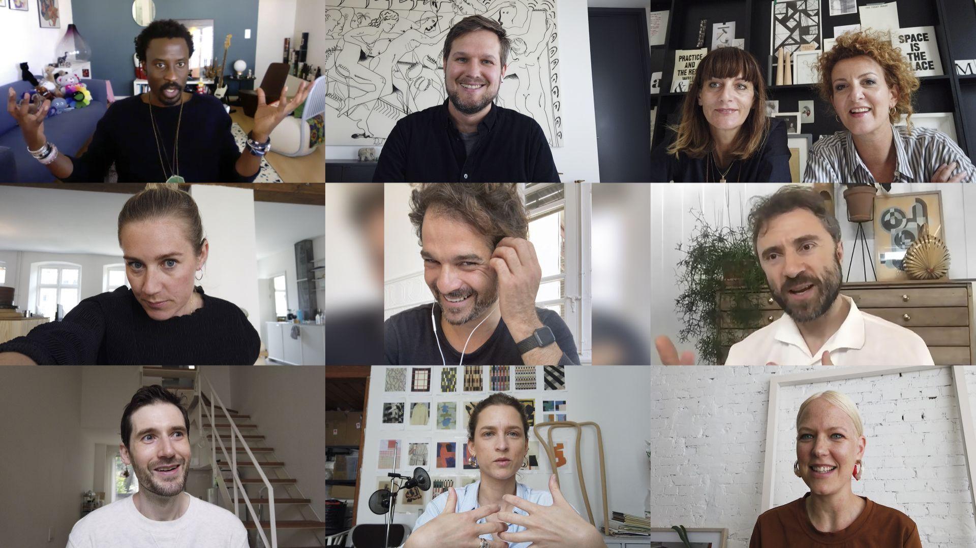 """9 projektantów, 3 gatunki drewna, 1 warsztat – """"Connected"""" łączy projektantów odizolowanych w czasie pandemii; wśród 9 projektantów jest Polka, Maria Jeglińska. Gratulacje!"""