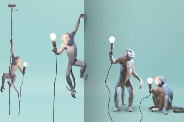 Małpa, mysz, słoń, a nawet dinozaur w twoim mieszkaniu? Te lampy są boskie! To zabawne projekty marki Seletti, która słynie z niestandardowego spojrzenia na wyposażenie wnętrz. Chcielibyśmy je mieć w swoim domu? My zdecydowanie tak!