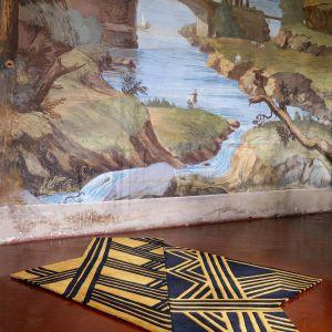Carpet Edition kolekcja Siamo Tutti Uno projekty Kyrin, Urihi kolor Gold