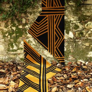 Carpet Edition kolekcja Siamo Tutti Uno projekty Urihi Black, Kyrin Gold_