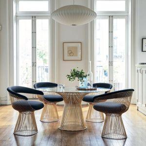 Mood-Design KNOLL krzesła, stół Platner.  Cena mebli Knoll od 4.500 zł