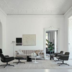 Mood-Design sofa Florence fotel _KN.  Cena mebli Knoll od 4.500 zł