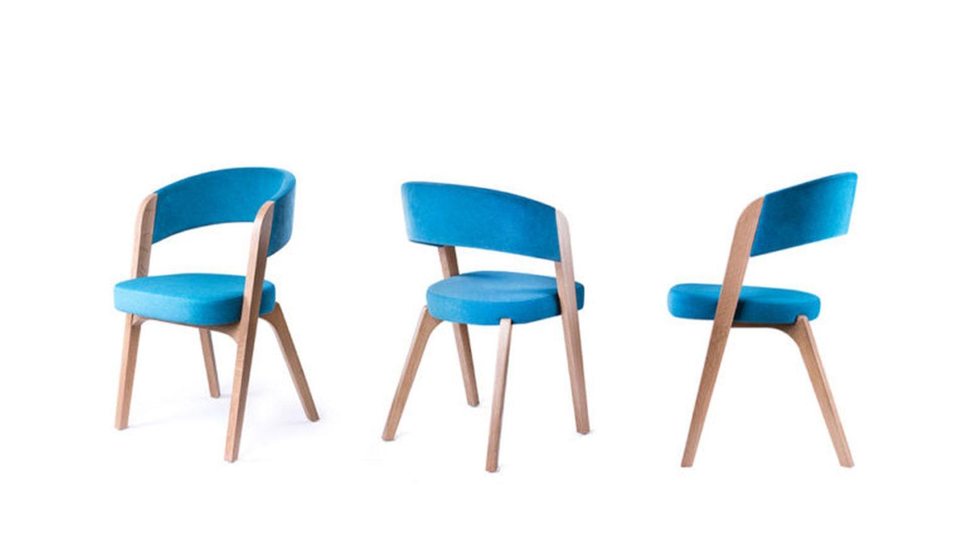 Krzesła do jadalni: 10 modnych modeli od polskich producentów