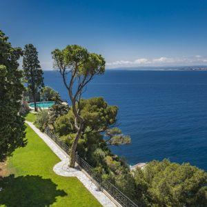Spektakularne widoki na Morze Śródziemne. Zdjęcia: Knight-Frank. Źródło: TopTenRealEstateDeals.com