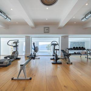 Częścią rezydencji jest też piętro fitness. Zdjęcia: Knight-Frank. Źródło: TopTenRealEstateDeals.com