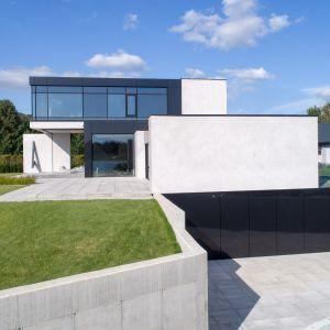 Dom ma powierzchnię 600 m². Projekt: Marcin Tomaszewski, REFORM Architekt