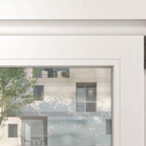 Roto NX - Estetyka okna widoczna w każdym detalu.