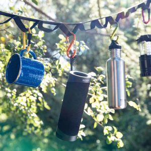 Głośnik SRS-XB33, oferowany w wersji czarnej, niebieskiej, czerwonej i brązowoszarej, będzie do nabycia od sierpnia 2020 r. Na zdj. głośnik XB23 Sony