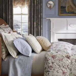 Pościel luksusowej amerykańskiej marki Ralph Lauren Home wykonana z wysokiej jakości bawełny egipskiej. Cena od 180 zł poszewka na poduszkę. Dostępna na archidzielo.pl