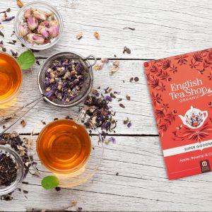 Wybierając herbatę kraftową mamy pewność, że susz nie zawiera środków chemicznych, stosowanych do ochrony rosnących krzewów herbacianych. Fot. English Tea Shop Polska