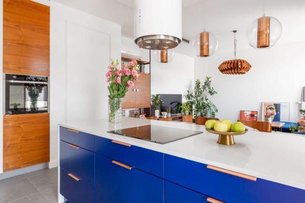 Kolorowa kuchnia: 10 pięknych wnętrz, które mogą ci się spodobać
