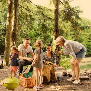 Wakacje za górami, za lasami – jak przygotować się na urlop z dala od zgiełku. Fot.Profi