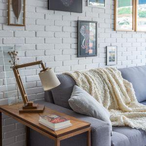 Mieszkanie w skandynawskim stylu. Projekt: Momba Arquitetura, Argentyna. Zdjęcia: Guilherme Pucci