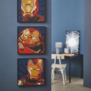 Cena pojedynczego zestawu to 549,99 zł. Fot. serwis prasowy Lego Art
