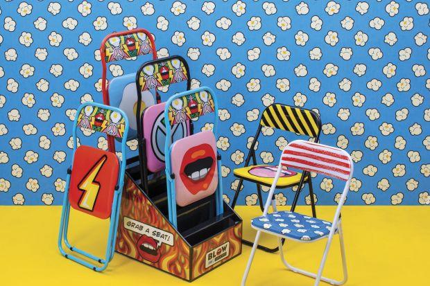Unikatowy projekt Studia Job dla włoskiej marki Seletti. Te składane krzesło bez problemu kupisz w Polsce!