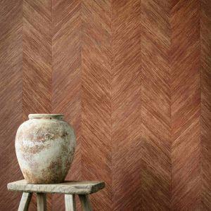Kolekcja tapet z tropikalnymi motywami Selva wzór Corteza, producent Arte