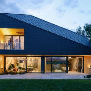 Dom Czarna Skała, projekt: Anna Porębska, Adam Zwierzyński, Mus Architects. Fot. Tomasz Zakrzewski