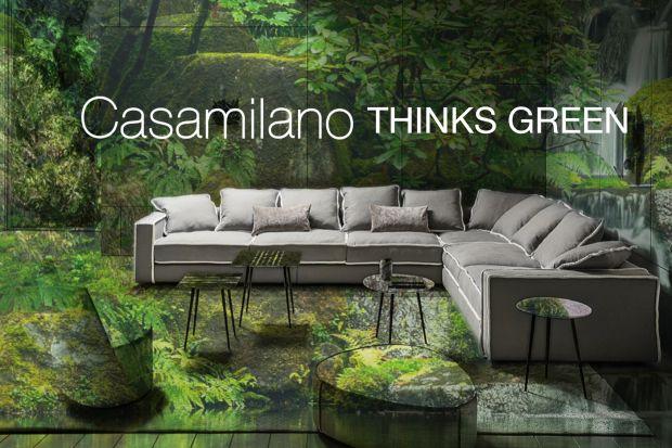 Pierwsza, w 100 procentach ekologiczna sofa to projekt Paoli Navone dla włoskiej marki Casamilano. Czy to przyszłość naszych mebli?