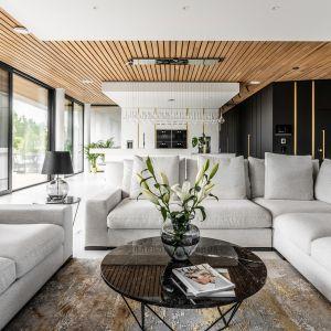"""Przestrzeń powinna urzekać prostą elegancją, w której dominować będą minimalistyczne formy, natomiast całość miała tworzyć efekt """"wow"""". Projekt Joanna Ochota Archimental Concept JOana. Fot. Mateusz Kowalik"""