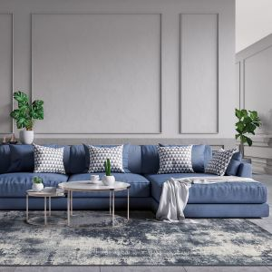 Łatwe w czyszczeniu dekoracyjne dywany Carpet Decor. Cena od 999 zł / 9design