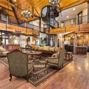Wnętrze rezydencji. Źródło: Top Ten Real Estate Deals. Zdjęcia: Engel & Volkers