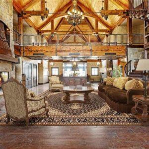 Tak wygląda rezydencja w środku. Źródło: Top Ten Real Estate Deals. Zdjęcia: Engel & Volkers