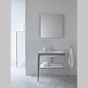 Szeroka gama produktów serii mebli łazienkowych Viu / XViu harmonijnie komponuje się z każdym wnętrzem. Fot. Duravit