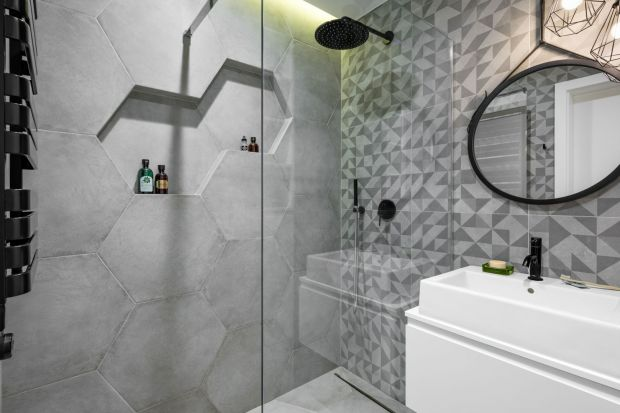 Jak wykończyć ścianę pod prysznicem w łazience? Zobaczcie nasze propozycje.