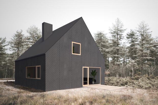 Ten dom kosztuje mniej niż mieszkanie. Poznajcie projekt polskich architektów