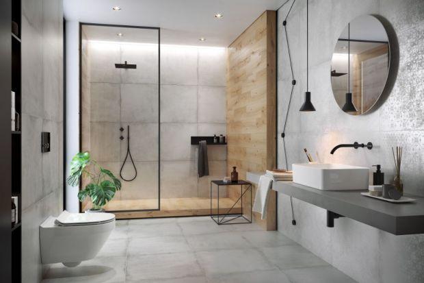 Elegancka łazienka: piękne kolekcje płytek