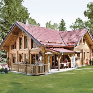 Już na etapie projektowania domu warto rozważyć, które z dodatkowych zabezpieczeń okażą się potrzebne na naszym dachu. Fot. Creaton
