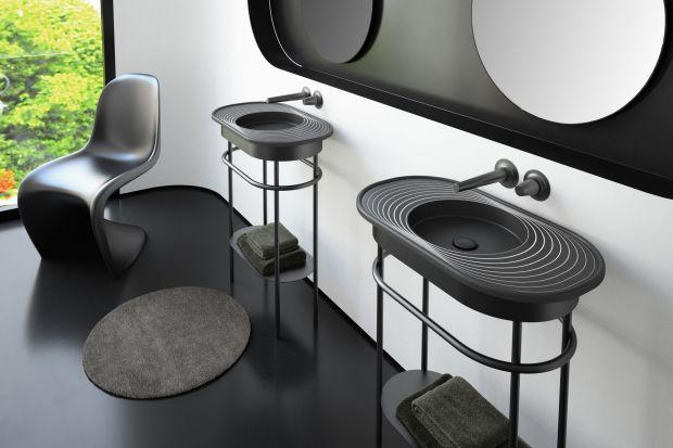 Jest jednym z najbardziej znanych designerów na świecie. Zobaczcie jego najnowszy łazienkowy projekt dla włoskiej marki Glass Design.