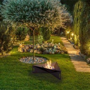 Paleniska ogrodowe to nowość, która pozwala cieszyć się pięknem ognia w każdym ogrodzie, na tarasie czy trawniku. Cena: od 180 zł, Kratki.pl
