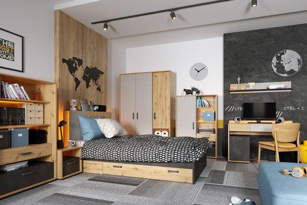 Szukacie nowego pomysłu na nowoczesny i bardziej funkcjonalny pokój dla nastolatków? Mam dla Was nową, fajną kolekcje mebli.<br /><br />