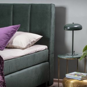Łóżko kontynentalne Arizona marki Comforteo, fot. Comforteo