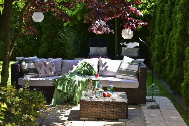Stwórz swój kącik wypoczynkowy na trasie lub w ogrodzie i ciesz się pełnią lata.Wystarczy niewielka przestrzeń i dawka kreatywności.