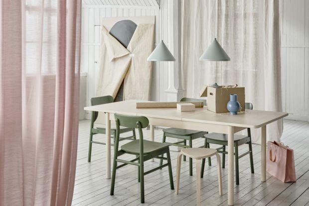 Od nowoczesnych grafik po harmonijne pastele. W nowościach na sierpień od IKEA znajdziemy cały wachlarz stylów.