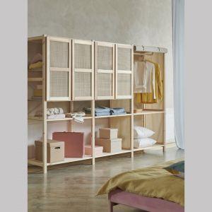 Drzwi IVAR. Cena: 170 zł/2 sztuki. Fot. Ikea