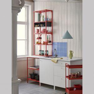 Zestaw zabudowy kuchennej  ENHET. Cena: 1.691 zł. Fot. Ikea
