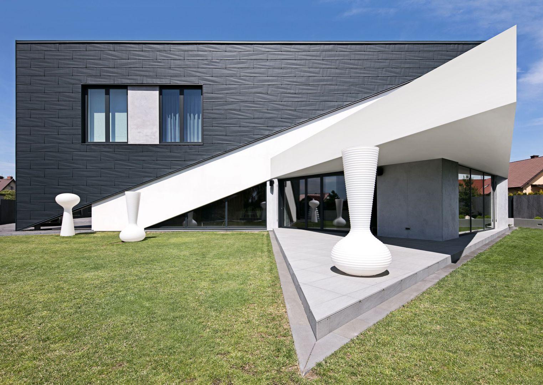 RE Triangle House. Projekt: REFORM Architekt