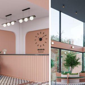 Modern Ball - nowa kolekcja oświetlenia zaprojektowana przez studio Dechem z Czech. AQForm.