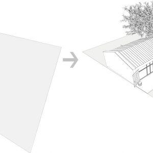 Dom pod Łodzią powstał ze starej stodoły. Projekt: Yatta Architekci