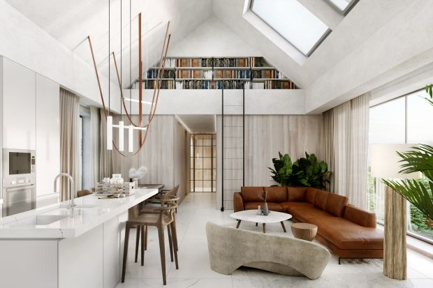 Konteksty Studio to młoda pracownia z Krakowa, projektująca architekturę oraz wnętrza. Zobaczciestworzony przez architektówKonrada Jurka i Karolinę Krzysiak projekt domu dla trzech pokoleń.