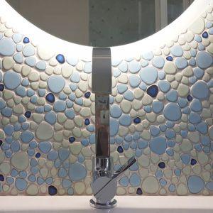 Piękna mozaika. Projekt: Marta Kodrzycka, Marta Wróbel. Fot. Magdalena Łojewska